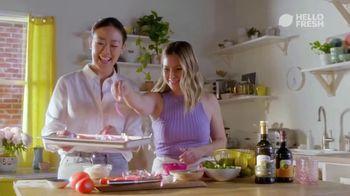 HelloFresh TV Spot, 'Mealtime the Musical'