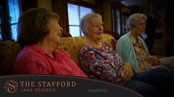 Avamere Living TV Spot, 'The Stafford: Love Your Home Promise'
