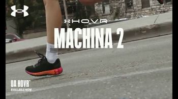 Under Armour Hovr TV Spot, 'Springy, Secure, Airy' - Thumbnail 4