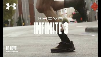 Under Armour Hovr TV Spot, 'Springy, Secure, Airy' - Thumbnail 6