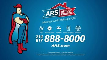 ARS Rescue Rooter TV Spot, 'Don't Compromise: Free Home Comfort Analysis, Free A/C Service Call' - Thumbnail 10
