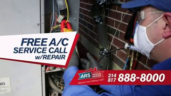ARS Rescue Rooter TV Spot, 'Don't Compromise: Free Home Comfort Analysis, Free A/C Service Call' - Thumbnail 6