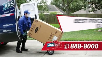 ARS Rescue Rooter TV Spot, 'Don't Compromise: Free Home Comfort Analysis, Free A/C Service Call' - Thumbnail 7