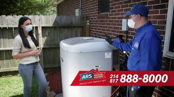 ARS Rescue Rooter TV Spot, 'Don't Compromise: Free Home Comfort Analysis, Free A/C Service Call' - Thumbnail 8