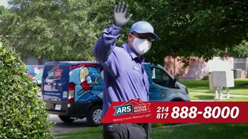ARS Rescue Rooter TV Spot, 'Don't Compromise: Free Home Comfort Analysis, Free A/C Service Call' - Thumbnail 9