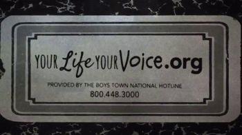 Boys Town TV Spot, 'Love Letter' - Thumbnail 7