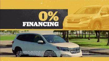 Honda TV Spot, 'Drive New SUVs' [T2] - Thumbnail 5