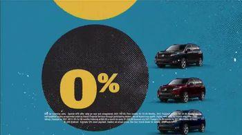 Honda TV Spot, 'Drive New SUVs' [T2] - Thumbnail 7
