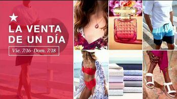 Macy's La Venta de Un Día TV Spot, 'Martha Stewart Collection' [Spanish] - Thumbnail 1