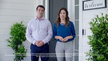 AAA Smart Home TV Spot, 'Home Protection You Can Truly Count On: $17 per Month + Free Indoor Camera' - Thumbnail 3