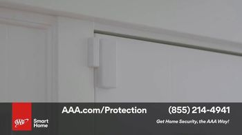 AAA Smart Home TV Spot, 'Home Protection You Can Truly Count On: $17 per Month + Free Indoor Camera' - Thumbnail 6