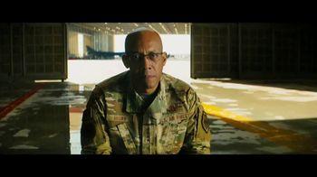 U.S. Air Force TV Spot, 'Come Join Us' Gen. CQ Brown Jr.