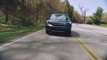 2021 Honda Pilot TV Spot, 'No One Does It Like We Do' Song by Grace Mesa [T2]