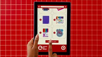 Target TV Spot, 'Back to School: First Gear' Song by Bruno Mars - Thumbnail 9