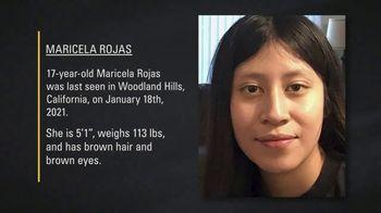 National Center for Missing & Exploited Children TV Spot, 'Maricela Rojas'