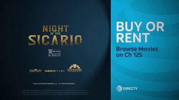 DIRECTV Cinema TV Spot, 'Night of the Sicario' - Thumbnail 10