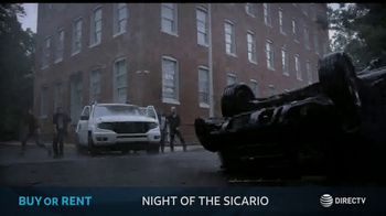 DIRECTV Cinema TV Spot, 'Night of the Sicario' - Thumbnail 3