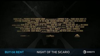 DIRECTV Cinema TV Spot, 'Night of the Sicario' - Thumbnail 9
