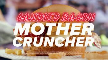Rally's Candied Bacon Mother Cruncher TV Spot, 'This One's For Erin' - Thumbnail 6