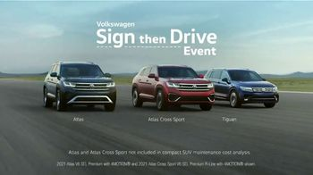 Volkswagen Sign Then Drive Event TV Spot, 'Usual Suspects' [T2] - Thumbnail 8