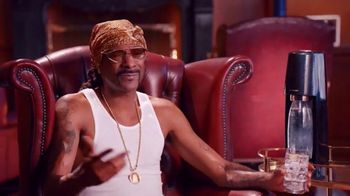 SodaStream TV Spot, 'Holidays: The Small Things: Donate' Featuring Snoop Dogg