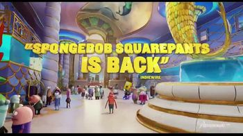 Paramount+ TV Spot, 'The SpongeBob Movie: Sponge on the Run' - Thumbnail 3