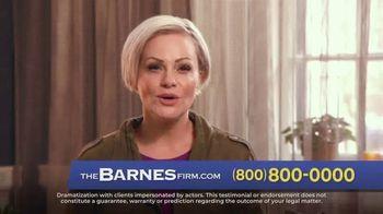 The Barnes Firm TV Spot, 'Unfair Insurance Company' - Thumbnail 1