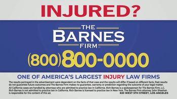 The Barnes Firm TV Spot, 'Unfair Insurance Company' - Thumbnail 10