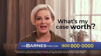 The Barnes Firm TV Spot, 'Unfair Insurance Company' - Thumbnail 4