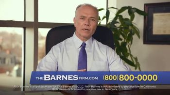 The Barnes Firm TV Spot, 'Unfair Insurance Company' - Thumbnail 6