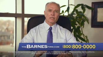 The Barnes Firm TV Spot, 'Unfair Insurance Company' - Thumbnail 7