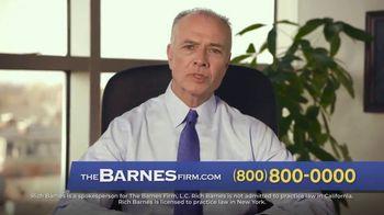 The Barnes Firm TV Spot, 'Unfair Insurance Company' - Thumbnail 8