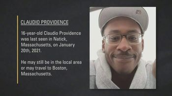 National Center for Missing & Exploited Children TV Spot, 'Claudio Providence'