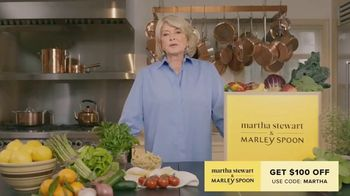 Marley Spoon TV Spot, 'Like No Other' Featuring Martha Stewart - Thumbnail 1