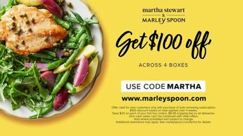 Marley Spoon TV Spot, 'Like No Other' Featuring Martha Stewart - Thumbnail 10