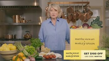 Marley Spoon TV Spot, 'Like No Other' Featuring Martha Stewart - Thumbnail 3