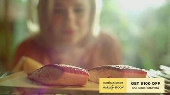 Marley Spoon TV Spot, 'Like No Other' Featuring Martha Stewart - Thumbnail 7