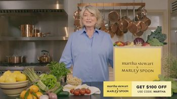 Marley Spoon TV Spot, 'Like No Other' Featuring Martha Stewart - Thumbnail 9
