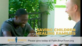 Boys Town TV Spot, 'Darkness to Light: Josh' - Thumbnail 7