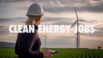 Climate Power TV Spot, 'Jobs Right Now'
