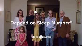 Sleep Number TV Spot, 'People Who Depend on Sleep: Alison and Julio' - Thumbnail 10