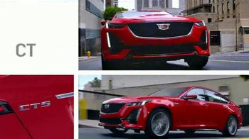 Cadillac Move Up TV Spot, 'Countdown to Luxury: SUV & Sedan' Song by DJ Shadow, Run the Jewels [T2] - Thumbnail 1