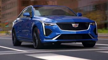 Cadillac Move Up TV Spot, 'Countdown to Luxury: Sedans' Song by DJ Shadow, Run the Jewels [T2]