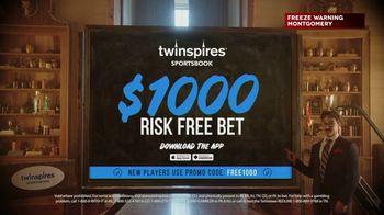 Twin Spires Sportsbook TV Spot, 'Got to Be Dedicated: $1,000 Risk Free Bet' Featuring Brett Favre - Thumbnail 7