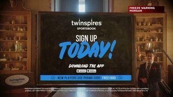 Twin Spires Sportsbook TV Spot, 'Got to Be Dedicated: $1,000 Risk Free Bet' Featuring Brett Favre - Thumbnail 8