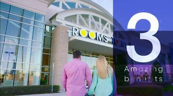 Rooms to Go Storewide Mattress Sale TV Spot, 'The Best Things Come in Threes' - Thumbnail 2