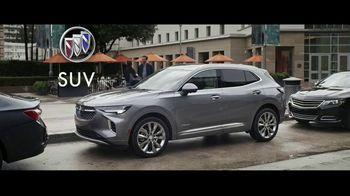 2021 Buick Envision TV Spot, 'Quadruple Take' Song by Matt and Kim [T1] - Thumbnail 10