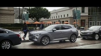 2021 Buick Envision TV Spot, 'Quadruple Take' Song by Matt and Kim [T1]