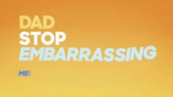 Netflix TV Spot, 'Dad Stop Embarrassing Me!' - Thumbnail 9