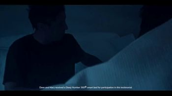 Sleep Number TV Spot, 'People Who Depend on Sleep: Dave and Mary' - Thumbnail 7